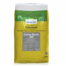 Schweizer Rasendünger Certo-Basic 2M